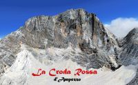 Croda Rossa Photorealistic Scenery.