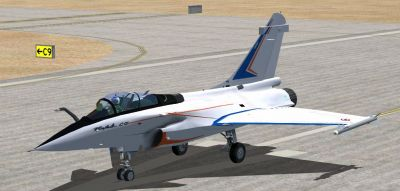 Dassault Rafale A, C, M Added Views.