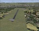 Divinopolis Airport Scenery.