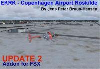 EKRK-Roskilde Airport (Update 2) Scenery.
