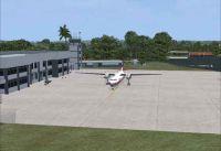 Enrique Malek Int'l Airport Scenery.