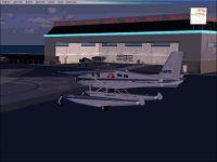 Fort Jefferson - Caribbean Seaplane Tours Scenery.