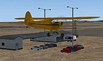 Koila Municipal Airport Scenery.