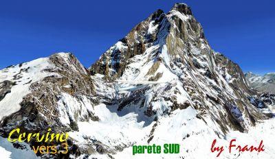Matterhorn Photorealistic Scenery.