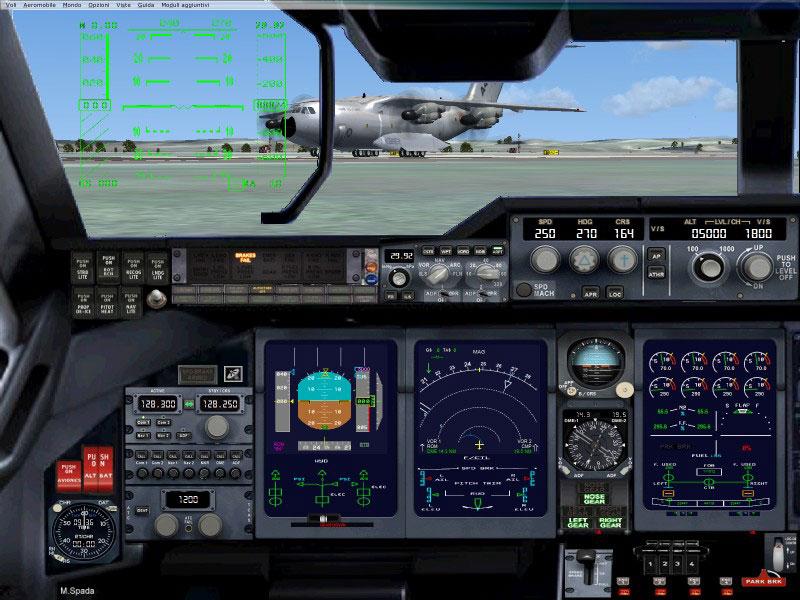 Fsx 737 400