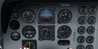 Panel Files For Default Beechcraft Baron.