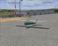 Patos de Minas Airport Scenery.