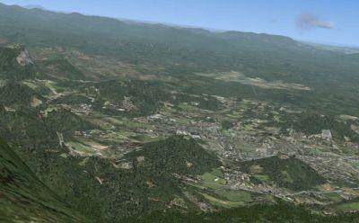 (Fig. 2) Rio Mesh Fix Scenery.