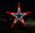 Roanoke Star Scenery.