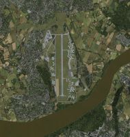 Tokol Airport Scenery.