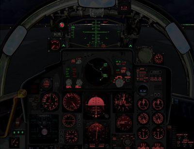 Virtavia F-4 Pack 2 Panel.
