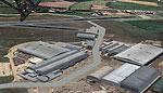 X4PS Samlesbury Airfield Scenery.