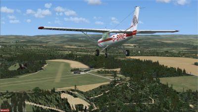 Alf's UK Airfields Volume 11 Scenery.