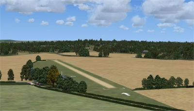 Alf's UK Airfields Volume 13 Scenery.