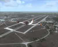 Bandirma Air Base VFR Scenery.