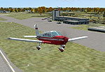 Barnstable Municipal Airport Scenery.