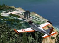 Canakkale Airfield Update Scenery.