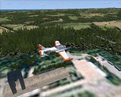 Canakkale Airfield Update Scenery.