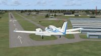 Clearwater Airpark Scenery.
