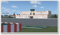 Coimbra Airfield Scenery.