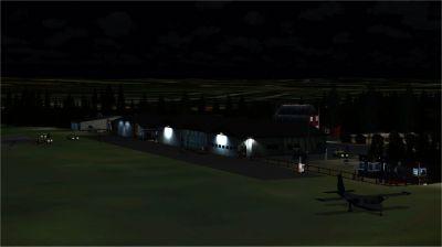 EKKL-Kalundborg Airport Photo Scenery.