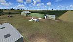 Grenaa Flyveplads Scenery.