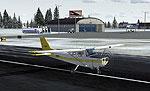 Hagerstown Regional Airport Scenery.