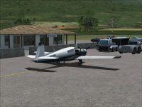 Hana Airport Scenery.