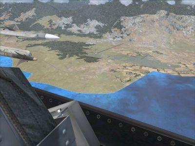 Hualien And Jiashan Air Bases Scenery.