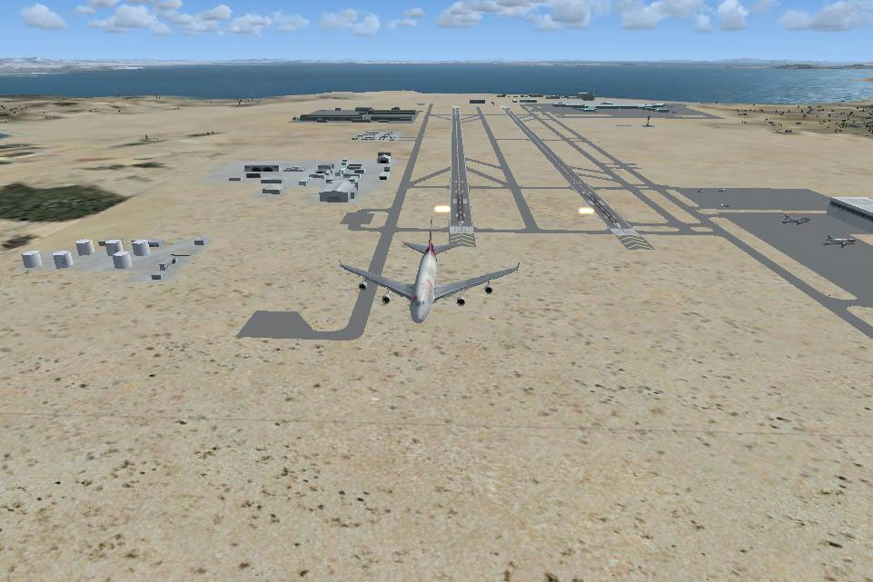 how to make fsx scenery