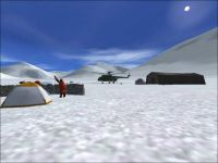 K2 Base Camps Scenery.