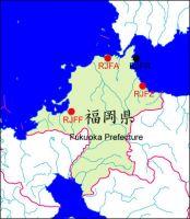 Kyusyu AFCAD Series Fukuoka Prefecture.