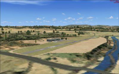 LETF - Aerodromo Tomas Scenery.