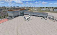 McAllen Miller Int'l Airport Scenery.