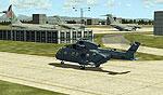 McChord AFB Scenery.