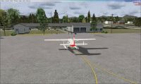 Nanaimo Airport Scenery.