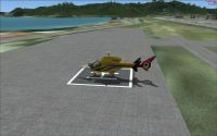Princess Juliana Airport Scenery.