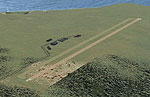 RAF Friston Scenery.