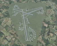RAF Stoney Cross Scenery.