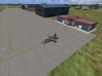 RCGM Taoyuan Air Base Scenery.