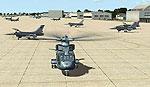 Shaw AFB Scenery.