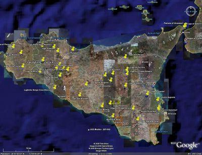 Sicily VFR X Lakes Scenery.