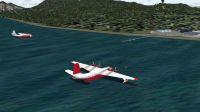 Sproat Lake Mars Water Bomber Base Scenery.