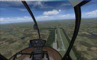 Templin Airport Scenery.