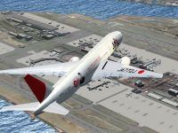 Tokyo Haneda Int'l AFCAD Files.