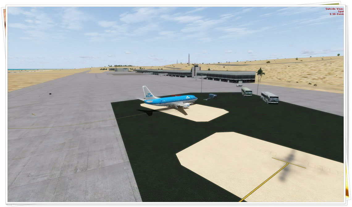 Caribbean Scenery FSX http://flyawaysimulation.com/downloads/files/7569/fsx-willemstad-airport-scenery/