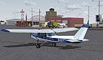 Worcester Regional Airport Scenery.