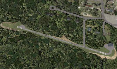 Aerial shot of 1MA5 Southborough.
