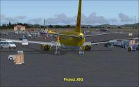 Screenshot of Aeropuerto Federico Garcia Lorca Granada-Jaen.