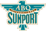 Albuquerque International Sunport Logo.